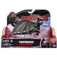 Dreamworks Dragons - Action Dragon - Toothless - Lunge Attack